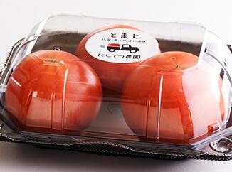 にしてつ農園のトマト