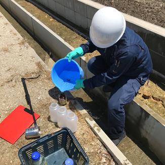 排液水質検査