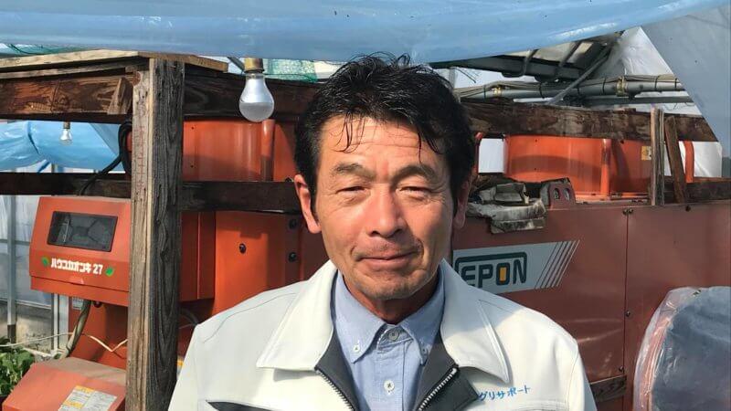 謹賀新年2020 今年の抱負~いちご農園編~